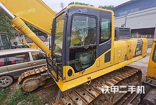 大足小松PC450-8挖掘机实拍图片