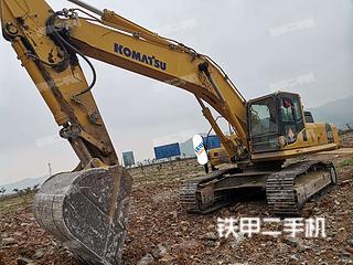 小松PC430-8挖掘机实拍图片