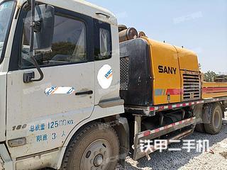 三一重工SY5125THB-9018III車載泵實拍圖片