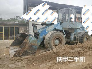 防城港成工ZL50E装载机实拍图片
