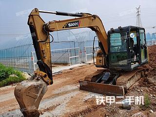 二手三一重工 SY70C 挖掘机转让出售