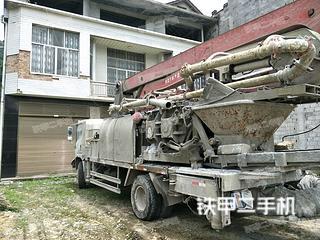 北京三一重工SY5230THB28W泵車實拍圖片