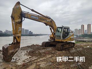 二手加藤 HD823MRIII 挖掘机转让出售