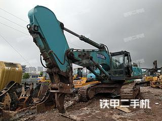 二手神钢 SK460-8 挖掘机转让出售