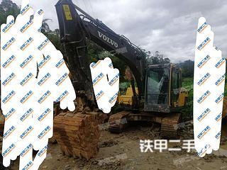 二手沃尔沃 EC140DL 挖掘机转让出售