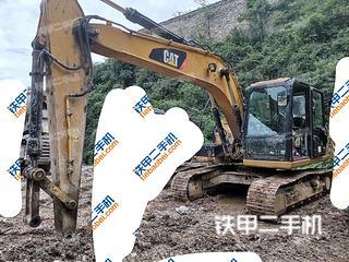 卡特彼勒312D2GC挖掘機實拍圖片