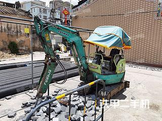 二手洋马 Vio15-2 挖掘机转让出售