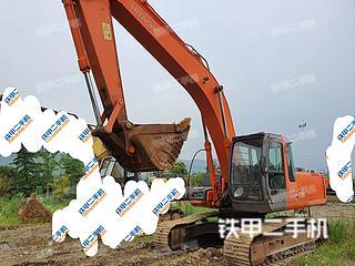 日立ZX230挖掘機實拍圖片