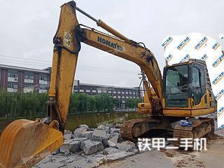 小松PC120-8挖掘機實拍圖片