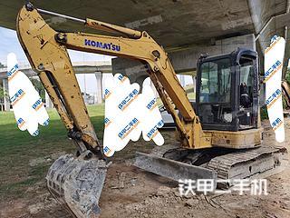 小松PC55MR-2挖掘機實拍圖片