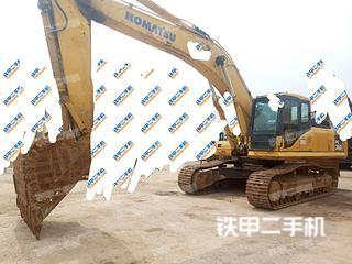 青島小松PC360-7挖掘機實拍圖片