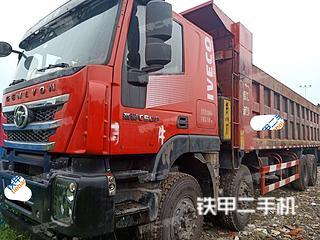 二手红岩 8X4 工程自卸车转让出售