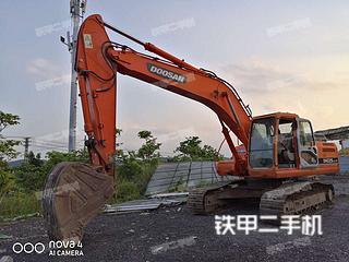广西-南宁市二手斗山DH220LC-9E挖掘机实拍照片