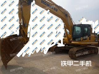 青島小松PC210-8M0挖掘機實拍圖片