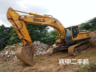 山東臨工E6360F挖掘機實拍圖片