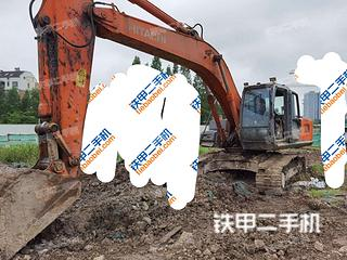日立ZX250LC-3G挖掘機實拍圖片
