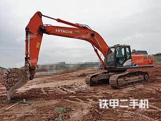 日立ZX360H-5A挖掘機實拍圖片