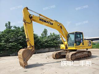小松PC200-8M0挖掘机实拍图片