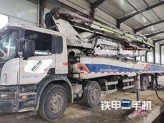 二手中联重科 ZLJ5434THB 泵车转让出售