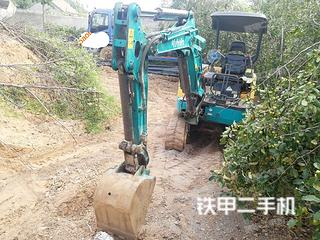 山东-日照市二手久保田U30-5挖掘机实拍照片