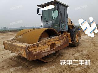 山东-济宁市二手柳工622机械振动压路机实拍照片