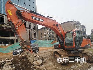 斗山DX215-9C广西快3开奖实拍图片