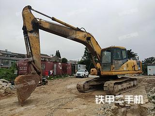 小松PC200-7挖掘機實拍圖片