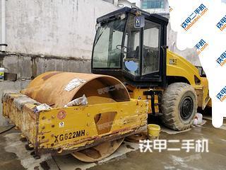 廈工XG6224M壓路機實拍圖片