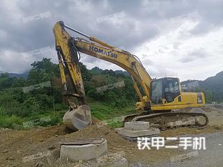 小松PC300-8M0挖掘機實拍圖片