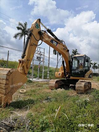 广东-肇庆市二手卡特彼勒312C挖掘机实拍照片
