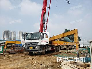 上海三一重工SYM5350THB泵車實拍圖片