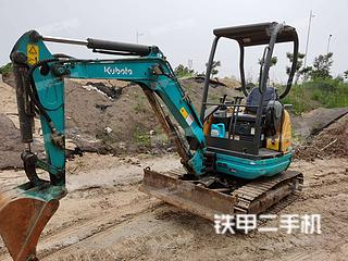 久保田U-30-3S挖掘机实拍图片
