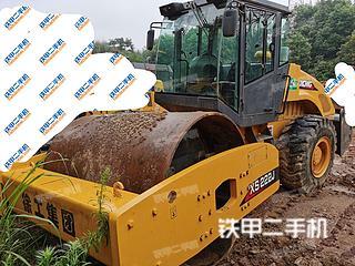 湖北-宜昌市二手徐工XS222J压路机实拍照片
