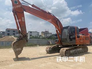 日立ZX200-6挖掘機實拍圖片