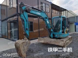 广西-南宁市二手久保田KX161-3SZ挖掘机实拍照片