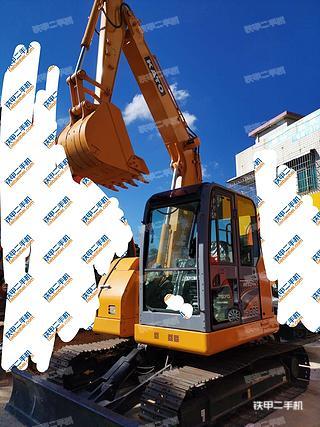 佛山加藤HD308US-R5挖掘機實拍圖片