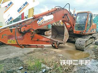 广西-柳州市二手斗山DH225LC-7挖掘机实拍照片