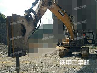 贵州-毕节市二手三一重工SY485H挖掘机实拍照片
