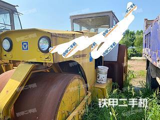 山东-潍坊市二手徐工XMR120压路机实拍照片