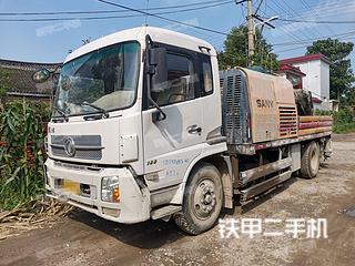 二手三一重工 SY5125THB 泵车转让出售