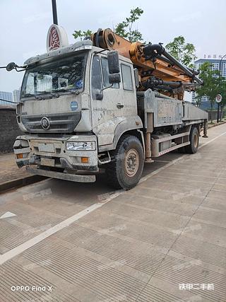 二手湘力诺 A6-28X 泵车转让出售