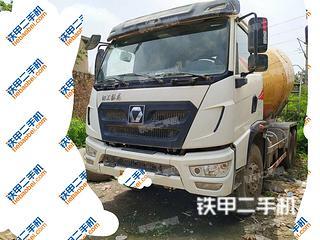 徐工NXG5250KGJB3B祺龍攪拌運輸車實拍圖片