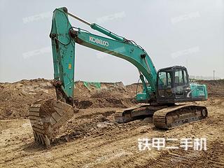 西安神钢SK260LC-8挖掘机实拍图片