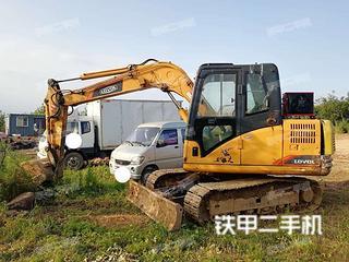 山东-日照市二手雷沃重工FR80H挖掘机实拍照片