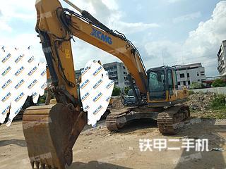 广州徐工XE270DK挖掘机实拍图片