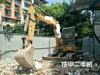 四川-眉山市二手徐工XE60D挖掘机实拍照片