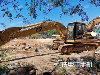 广东-湛江市二手卡特彼勒320C挖掘机实拍照片