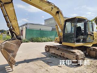 广东-东莞市二手小松PC120-6挖掘机实拍照片