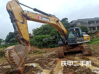 二手徐工 XE370DK 挖掘机转让出售