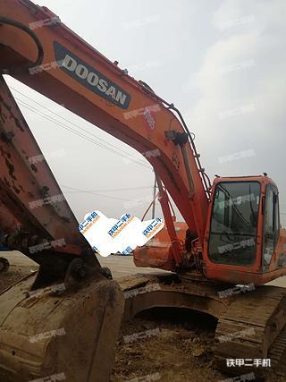 西安斗山DH220LC-9E挖掘机实拍图片